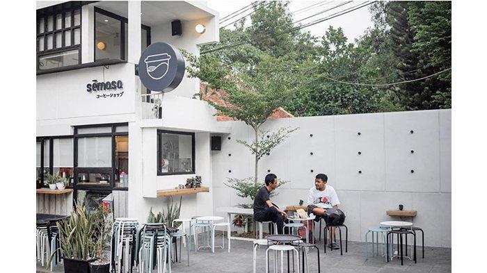 Berawal Dari Hobi, Feby Ciptakan Coffee Shop Semasa Kopi yang Beda dari Coffee Shop Lain