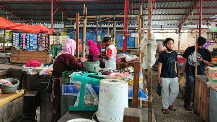 Vaksinasi Pedagang Pasar di Pemalang Tidak Akan Dilaksanakan dalam Waktu Dekat
