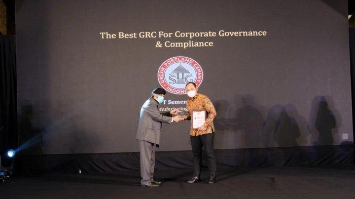 Semen Gresik Berjaya di Ajang GRC Awards 2021, Borong Tiga Penghargaan
