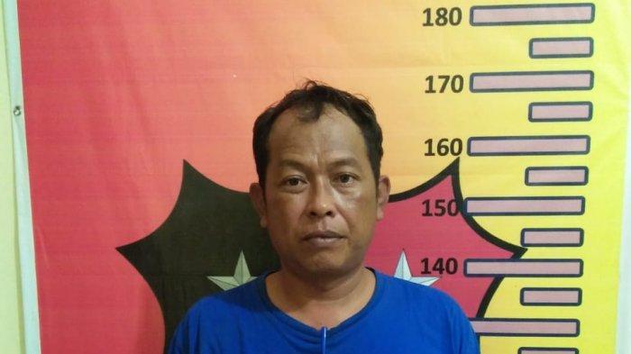 Wajah Semi Suami di Semarang Pukul Perut Istri Gara-gara Minta Uang Buat Bayar Utang: Sering KDRT