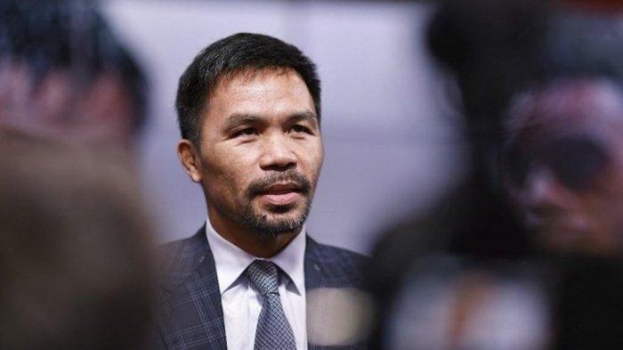 Manny Pacquiao Resmi Pensiun dari Dunia Tinju untuk Fokus Jadi Capres Filipina