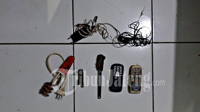 Napi Lapas Semarang Menyimpan Senjata Tajam, Sanksinya Bikin Tak Nyaman Tidur Sebulan