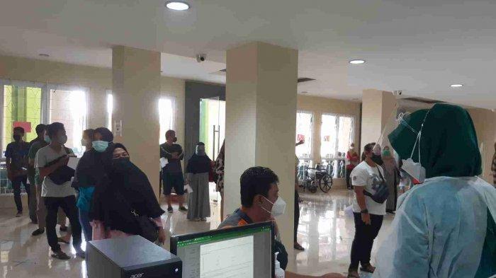 600 Orang per Hari Ikuti Vaksinasi Covid-19 di Unissula Semarang