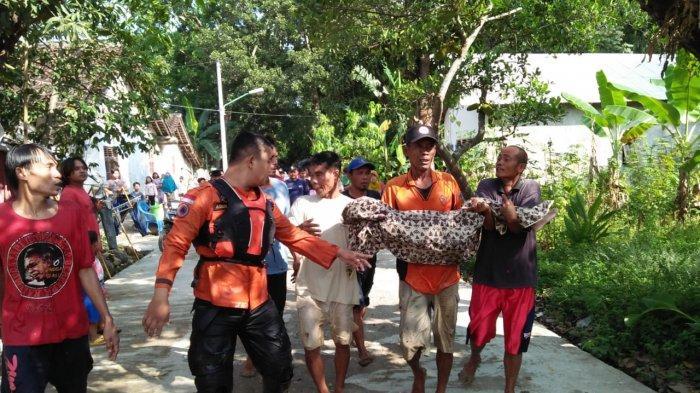 Innalillahi Wa Innailaihi Rojiun, Bocah 10 Tahun Meninggal Tenggelam di Sungai Cacaban Tegal