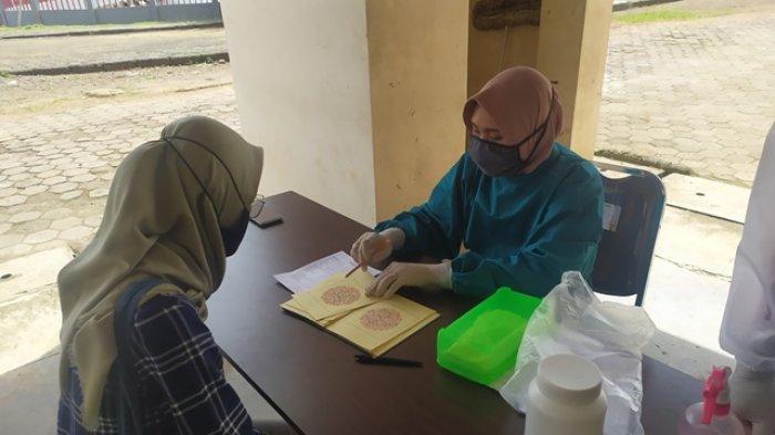KPU Kabupaten Semarang Tes Buta Warna Petugas Sortir dan Pelipat Suara