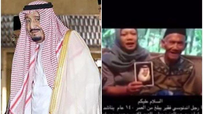 Viral Kakek Uhi, Lansia 94 Tahun yang Keinginannya Naik Haji Dikabulkan Raja Arab Saudi