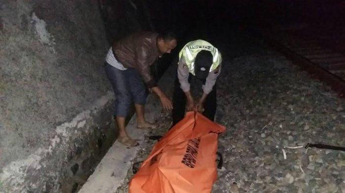 BREAKING NEWS, Pria Berjalan di Atas Rel Kereta Api Tersambar KA Majapahit, Akhirnya . . .