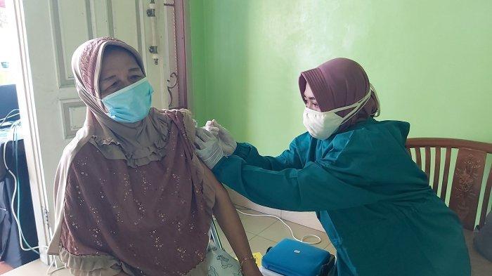 Dinkes Kota Tegal Nilai Vaksinasi Door to Door Berlangsung Efektif