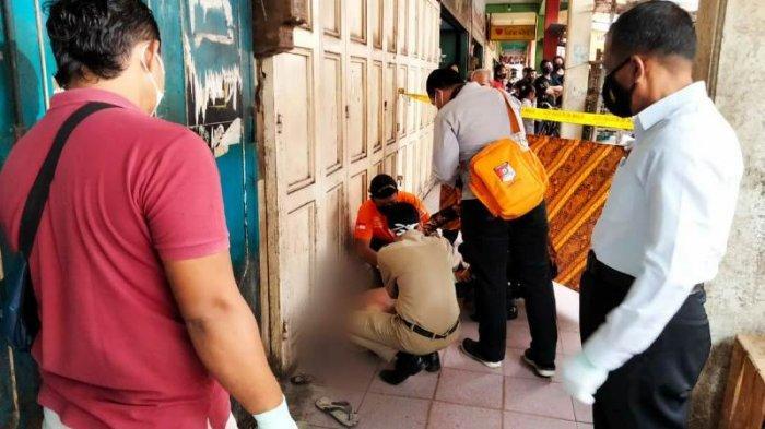 Terungkap Sebab Pria Tewas di depan Ruko Pasar Gombong Kebumen, Sempat Dikira Tidur