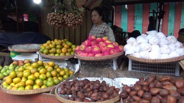 Dampak Virus Corona Sampai di Salatiga, Harga Buah Merangkak Naik