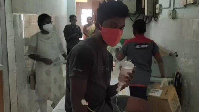Diserang Penyakit Misterius, 300 Orang di India Mendadak Jatuh Sakit