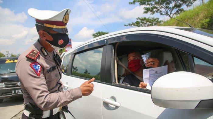 Sehari Sebelum PPKM, Polrestabes Semarang Telah Jaring Ratusan Pelanggar Protokol Kesehatan