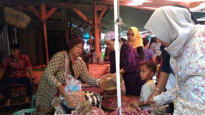 Pedagang Pasar Pagi Nunggak Retribusi, Wali Kota Tegal: Akhir Bulan Ini Harus Dilunasi atau Segel