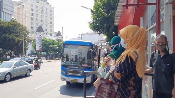 Hari Transportasi Umum Berkah Bagi Sejumlah Orang, Trans Semarang Catat Kenaikan 2.000 Penumpang