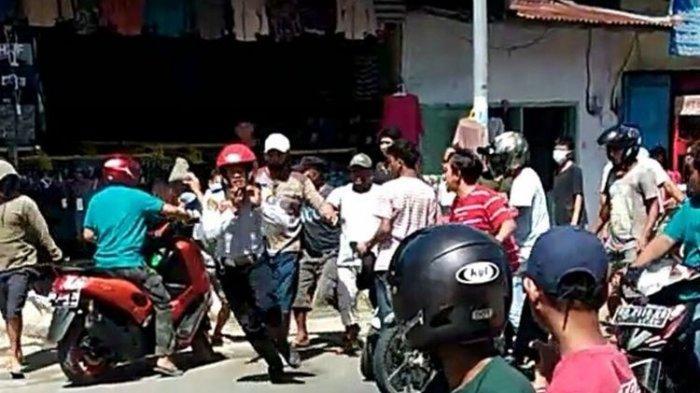 Petugas Dishub Dikeroyok Pengantar Jenazah hingga Babak Belur, 2Orang Diamankan Polisi