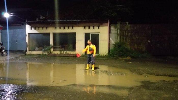Jalan Solo-Purwodadi Sering Banjir, Ini Respons Dinas PUPR Sragen
