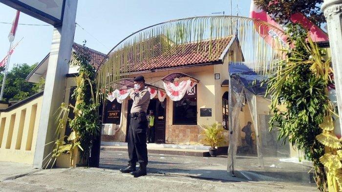 Agus-Novi Penghuni Bekas Pabrik Es di Solo Kini Dinikahkan Polisi,Selanjutnya Dibawa Ke Hotel