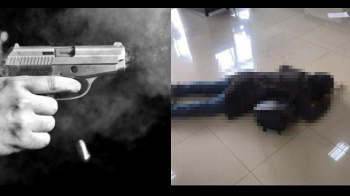 KRONOLOGI! Kembali Berulah Usai Dapat Asimilasi Corona, Bromocorah Ini Tewas Ditembak Polisi