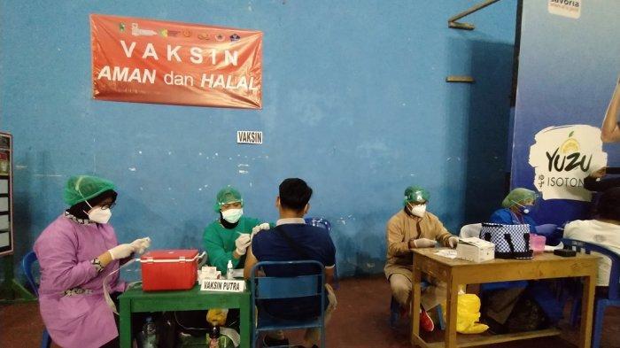 Serbuan Vaksin Corona dari Kodim 0727 Karanganyar Bakal Sasar PKL dan Tukang Ojek Online
