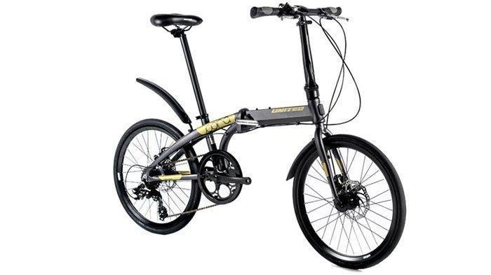 Cek di Sini, Daftar Lengkap Harga Sepeda Lipat, Pacific Polygon United, Buat Pegangan Sebeum Beli