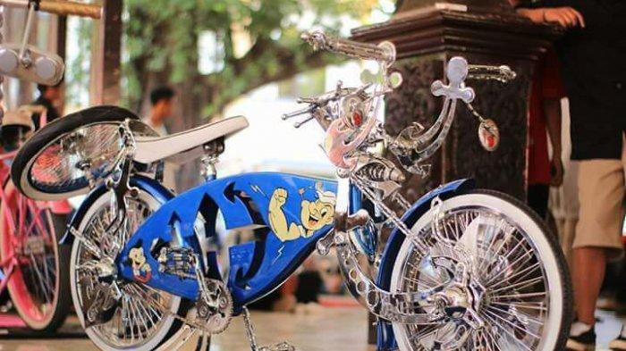 Tertarik Sama Sepeda Custom Lowrider? Kenali Jenis Stang yang Lagi Hits