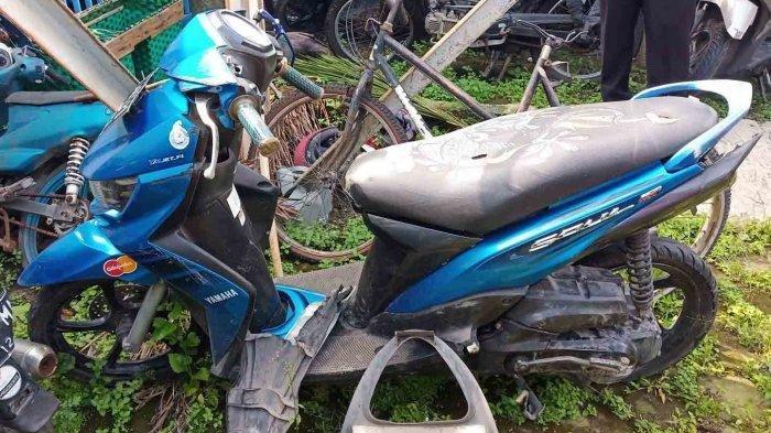 Viral Video Balapan Motor di Solo Lalu Jatuh, Saat Polisi Datang hanya Temukan Motor