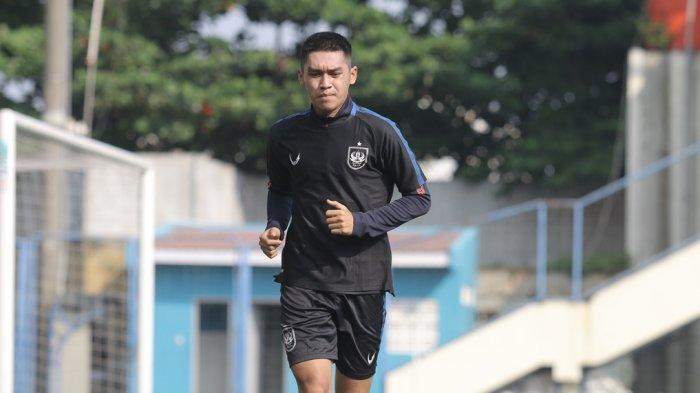 Sempat Dipoles PSIM Yogyakarta, Septian David Maulana Kembali Gabung Latihan PSIS Semarang