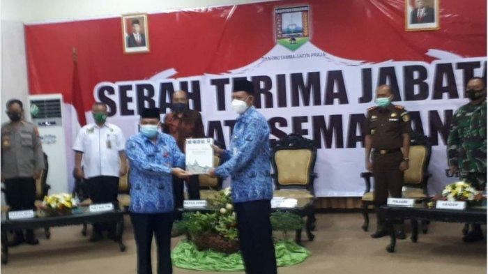 Pelantikan Bupati Terpilih Ditunda, Pjs Sekda Rangkap Plh Bupati Semarang