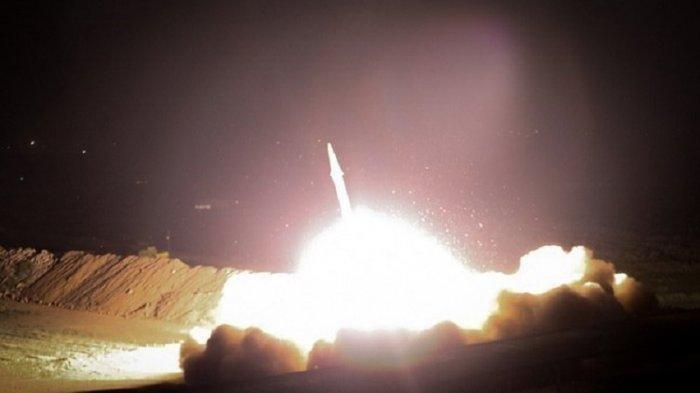 Pangkalan Militer AS di Irak Dihantam Serangan dengan 6 Roket