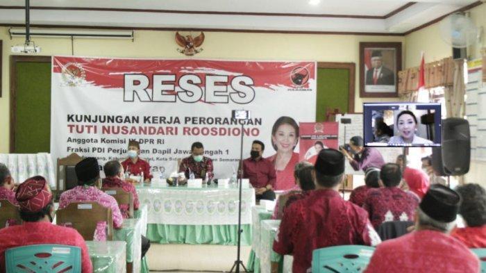 Serap Aspirasi Rakyat, Tuti Roosdiono Adakan Reses