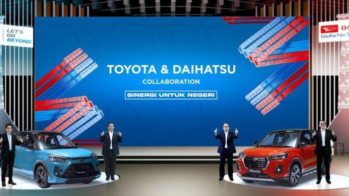 Mobil Kembar Toyota Raize dan Daihatsu Rocky Resmi Diperkenalkan