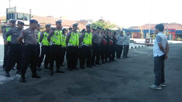 Akhir Pekan, Polres Jepara Perketat Pengamanan di Objek Wisata