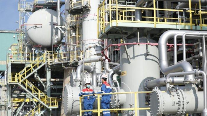 Sertifikasi ISO ini diberikan terkait penerapan sistem manajemen energi di unit Residual Fluid Catalytic Cracking (RFCC)