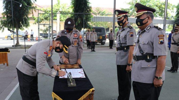 Jabatan Kabag Ops Polres Kebumen Diamanahkan ke Kompol Mangarif