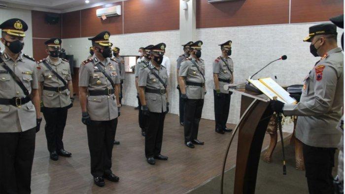Pergantian Pejabat Polres Pati, Kapolres Ingatkan Soal Pilkades Serentak