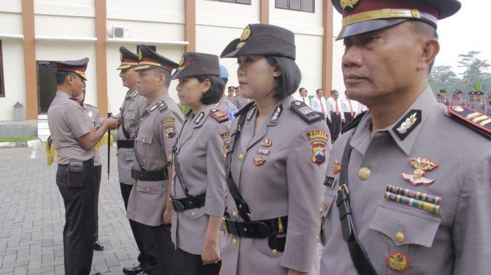 Empat Pejabat Utama di Polres Temanggung Dimutasi, Siapa Saja?
