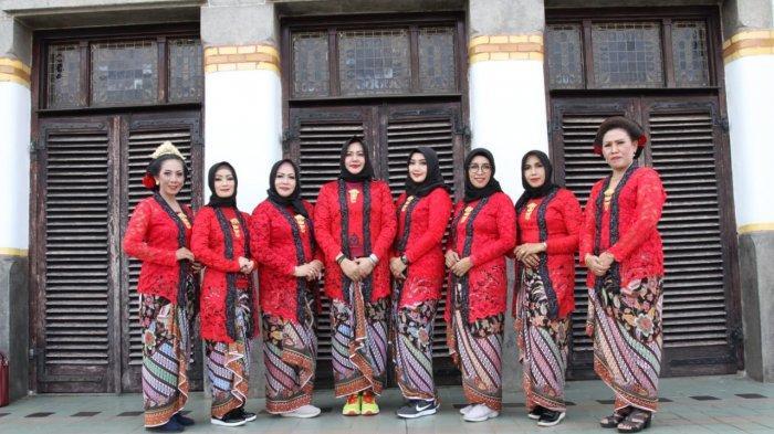 Peringati Hari Kartini, Paguyuban Perias Annisa Gelar Lomba Merias di Lawang Sewu