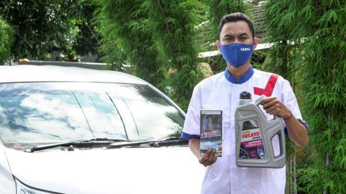 CARfix Bagi-Bagi Parcel Lebaran, Service Makin Murah dan Berhadiah