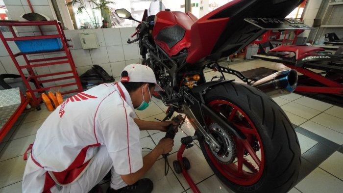 Service Motor Honda di Jawa Tengah? AHASS Solusinya