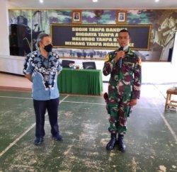Saat Dr Aqua Minta Putra Letjen TNI Doni Monardo Testimoni Pengalamannya Masuk Akmil