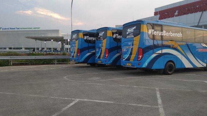 BANDARA SEMARANG : BRT ke Ahmad Yani Semarang Kembali Beroperasi
