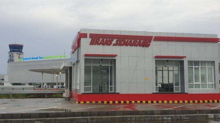 BLU Trans Semarang Segera Resmikan Shelter Permanen di Bandara Ahmad Yani