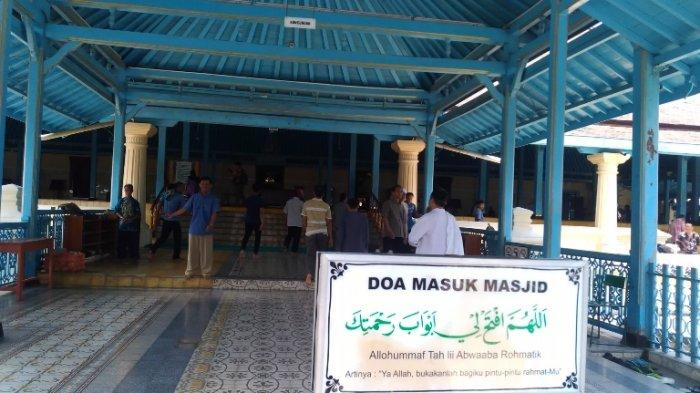 Khotbah Sholat Jumat di Masjid Agung Solo Tak Lebih dari 10 Menit