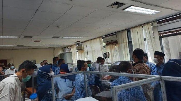 Sidak Kantor Pemerintahan Hari Pertama Masuk Kerja Usai Lebaran, Hendi Dapati 3 ASN Bolos