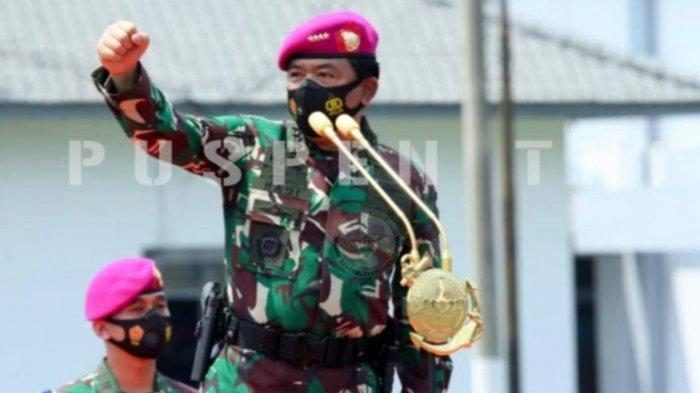 Daftar 136 Perwira Tinggi Pati yang Dimutasi Panglima TNI Marsekal Hadi Tjahjanto