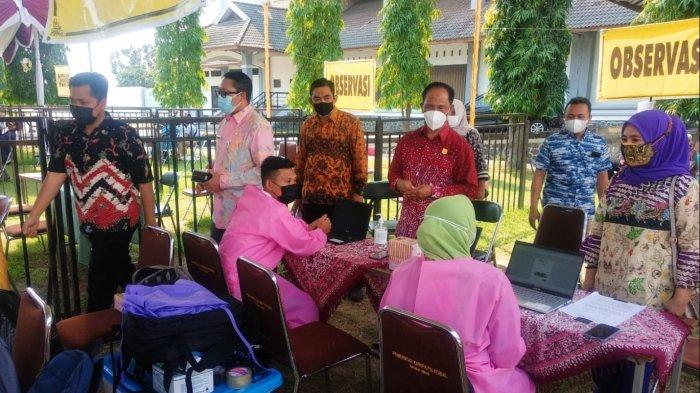 Komisi D DPRD Kendal Dorong Optimalisasi Pembayaran Insentif Nakes Vaksinasi