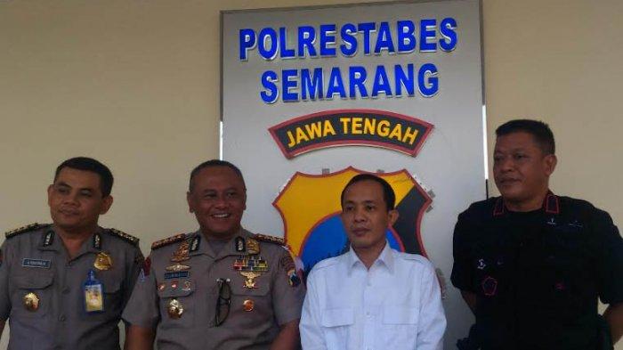 Dalam Patroli Jelang Pilkada, Polrestabes Semarang Kerahkan 478 Personel