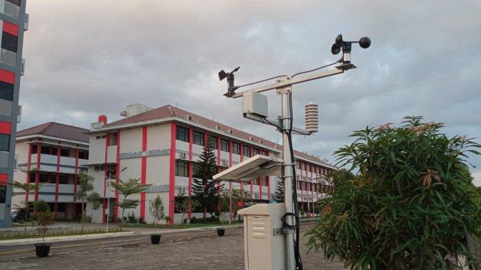 Sihutla Karya Sentra Inovasi ITTP Purwokerto, Monitoring Kebakaran Hutan dan Lahan