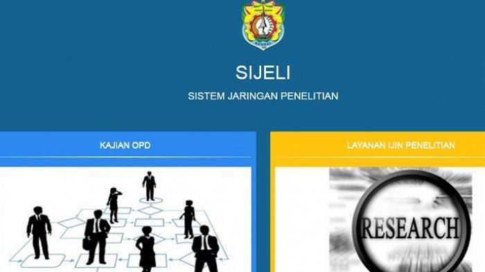 OPINI Satriyo Catur Widodo : SIJELI, Media Mendiseminasikan Hasil Penelitian di Kabupaten Kendal