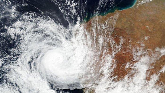Siklon Seroja Terjang Australia, Merusak 70% Bangunan di 2 Kota